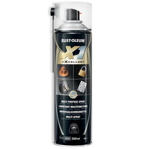 Rustoleum X1 eXcellent Multi Purpose Spray 1610