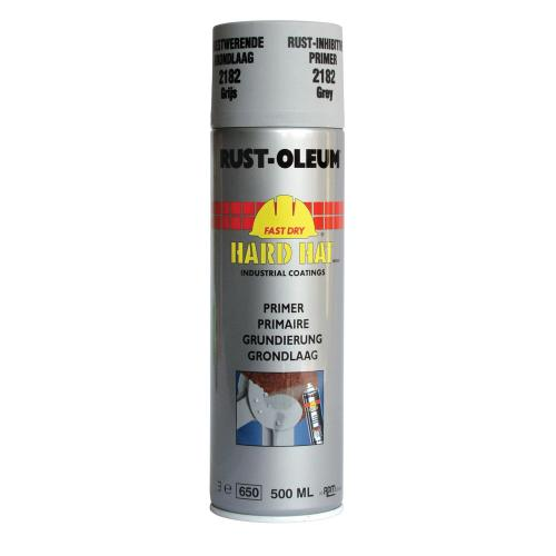 Rustoleum Hard Hat Anti Corrosion Primer Grey 2182